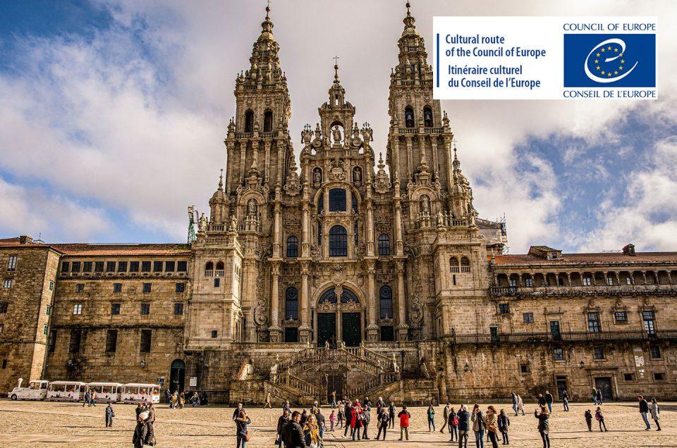 Nuevo Embajador de Honor de las Rutas de Santiago de Compostela