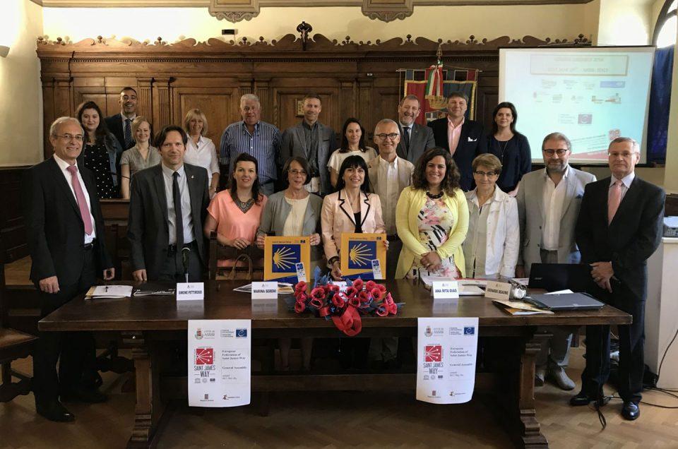 Asamblea General de la Federación en la ciudad de Asís