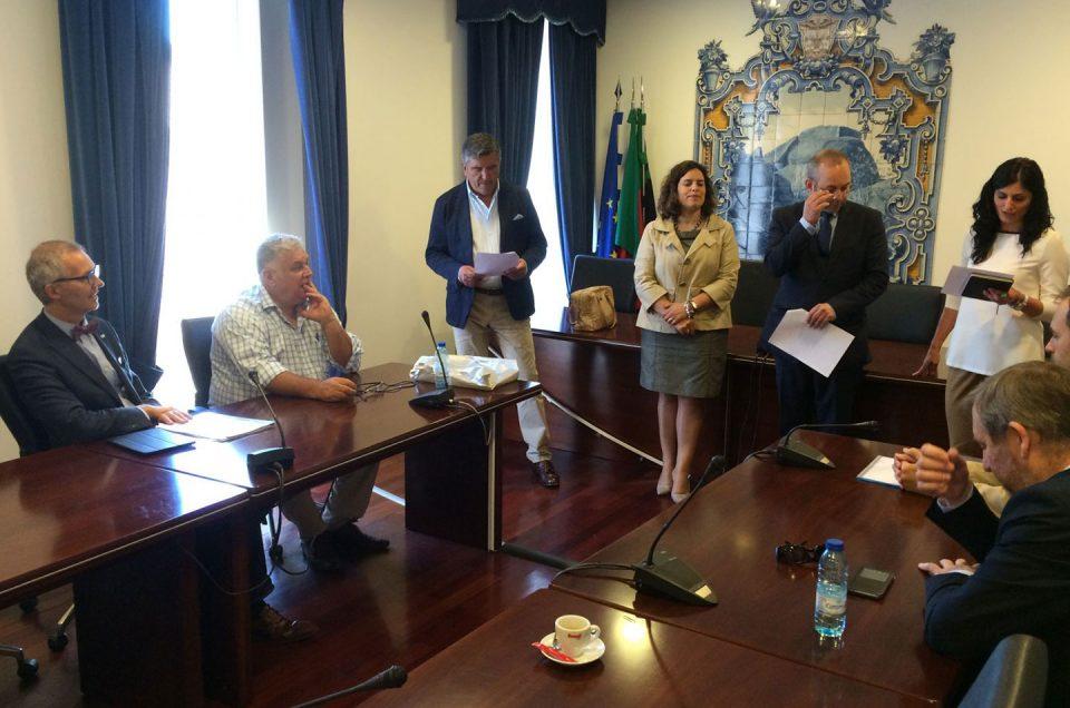 La Federación Europea celebra su asamblea en Vila Pouca de Aguiar