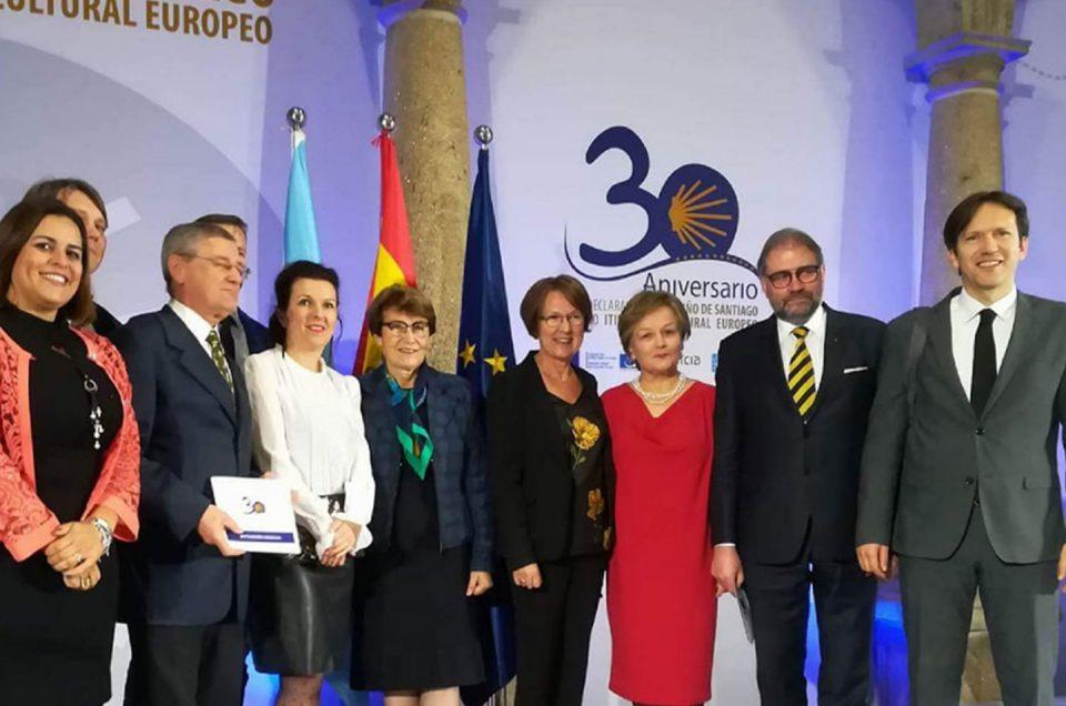 30 years of the Santiago de Compostela Pilgrim Routes