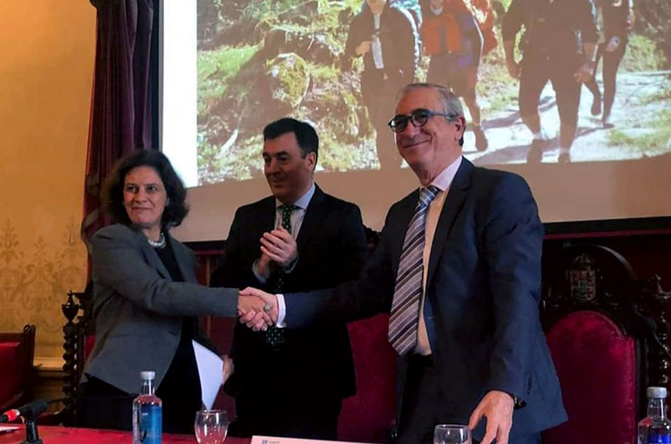Agreement with The Compostela Group of Universities
