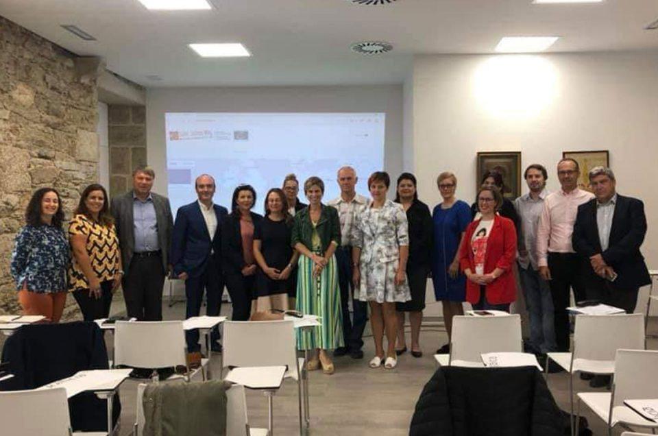 Final meeting of the Creative Loci Iacobi Project