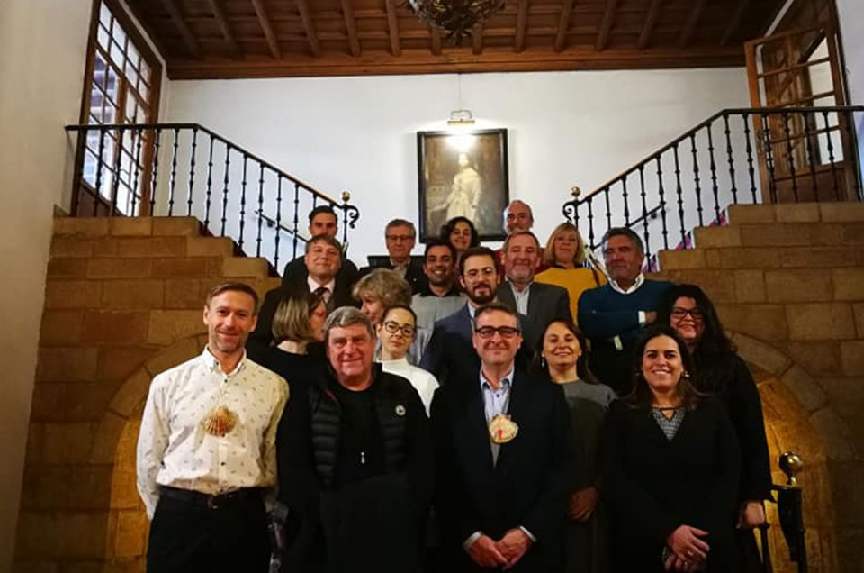 4th Steering Committee of the Creative Locci Iacobi Project